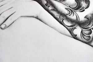 Detail-Graphitzeichnung_Ida-Lorbach